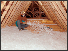 A Real Energy Saver, Insulating Your Roof Can Save You Hundreds Of Dollars  On Yearly Utility Bills. This Is One Of Our Specialties.